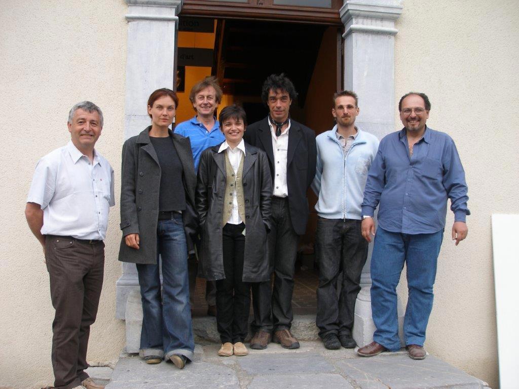 Residence d'artiste à l'Abbadiale, maison des arts à Arras en Lavedann